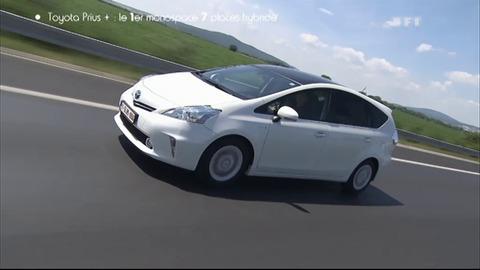 Essai Vidéo : Toyota Prius+, 1er monospace hybride