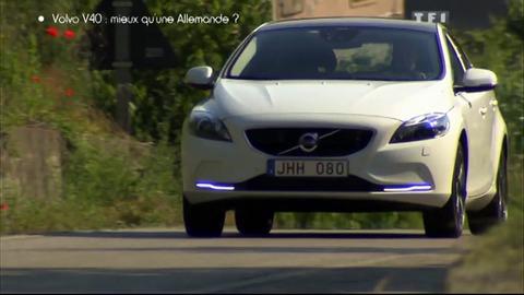 Essai Vidéo : Volvo V40, à la conquête de l'Allemagne (03/06/2012)