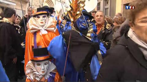 C'est encore carnaval dans l'Aude