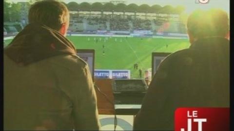 ETG FC – ISTRES : les coulisses du football (Annecy)