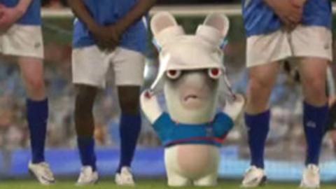 Euro 2008 : la scène cachée du match France vs Italie