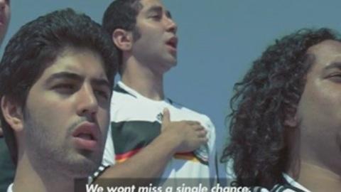 Euro Football parody: France vs. Italy vs. Germany vs. Spain