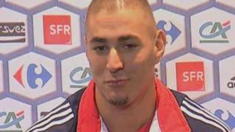 "Eurosport - Benzema : ""J'étais très énervé"""