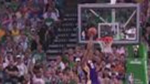 Eurosport - Celtics- Lakers : Le meilleur du match 5