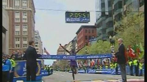 Eurosport - Un Cheruiyot record