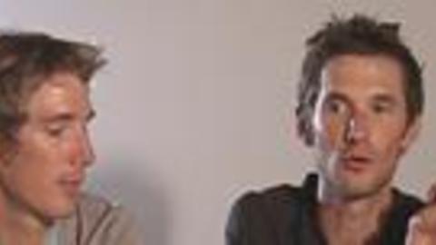 Eurosport - Portrait des frères Schleck