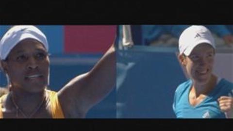 Eurosport - Preview Williams - Henin