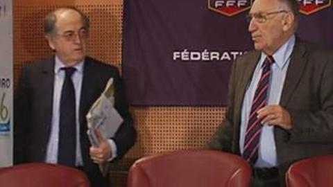 Eurosport - Qui va remplacer Domenech ?