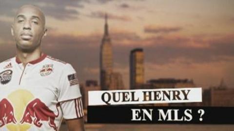 Eurosport - Téléfoot: Henry en eau de boudin