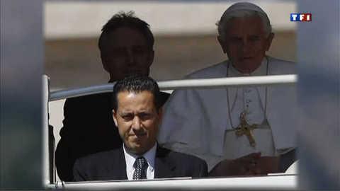L'ex-majordome du pape inculpé dans une affaire de fuites au Vatican