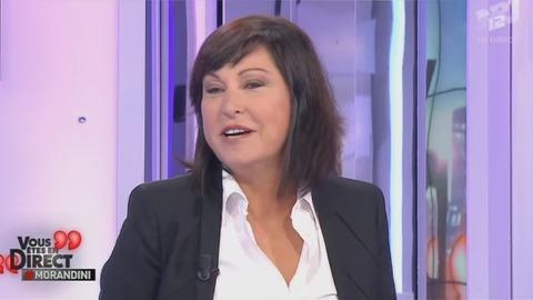 EXCLU: Evelyne Thomas répond au livre de Michel Drucker chez Morandini