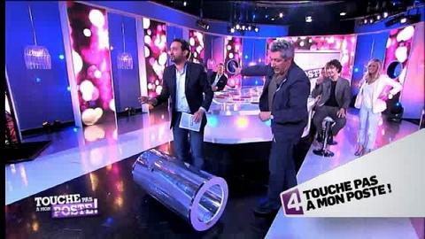 EXCLU Morandini Zap: Quand Alain Chabat imite Gaston Lagaffe