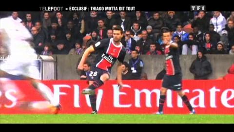 Exclu web : Thiago Motta dit tout sur le PSG