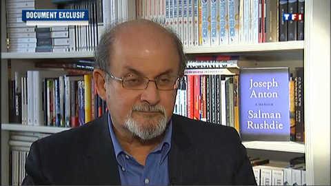 Exclusif : 10 ans après la fatwa, Salman Rushdie s'exprime