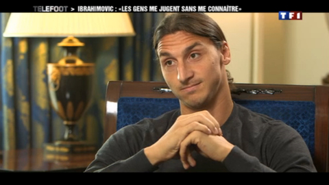 Exclusif : Ibrahimovic par Dacourt