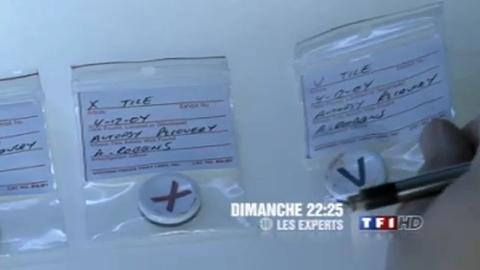LES EXPERTS - DIMANCHE 16 AOÛT 2009 22:30