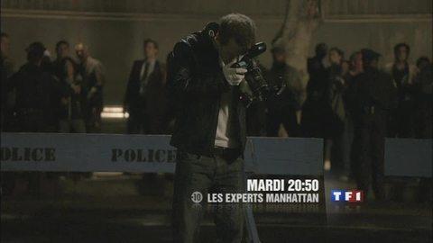 Les experts : Manhattan - MARDI 7 FÉVRIER 2012 20:50