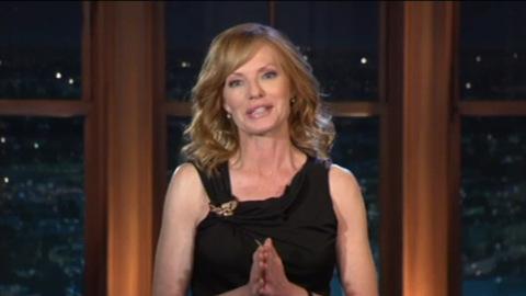 Les Experts - Marg Helgenberger reçoit un Prix au Festival TV de Monte Carlo 2011