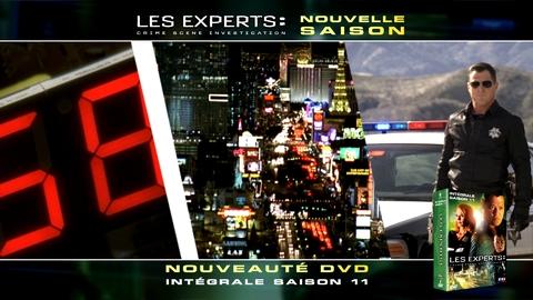 LES EXPERTS SAISON 11 INTEGRALE EN DVD