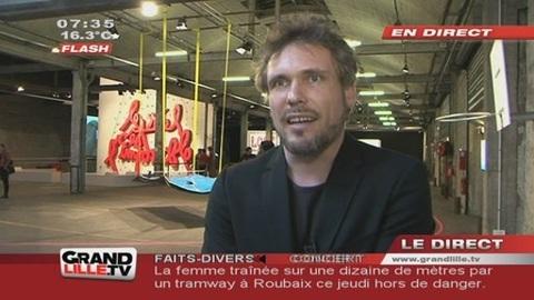 Expo : Sports Factory à la gare saint Sauveur (Lille)