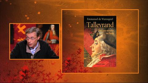 Extrait Historiquement show Talleyrand