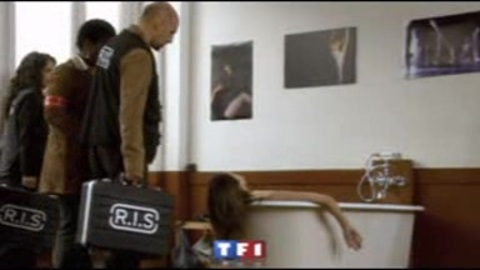 Extrait R.I.S POLICE SCIENTIFIQUE - JEUDI 24 JANVIER 20h50 TF1