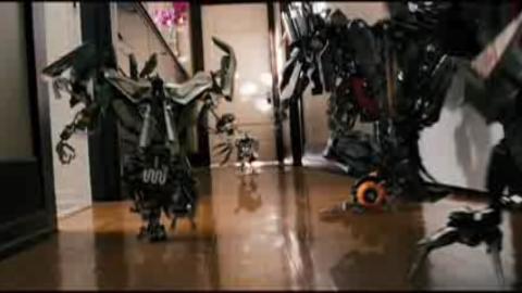 Extrait 4 - Transformers 2 : la revanche