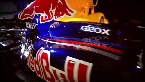 F1 Red Bull RB8 : la présentation officielle