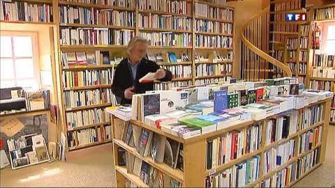 Face aux géants de la vente en ligne, un libraire résiste