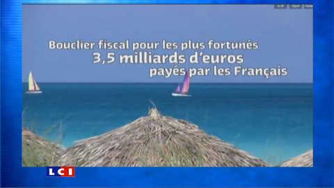 """""""Faire plaisir à ses amis riches"""", le clip anti-UMP du PS"""