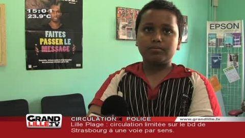 Une famille Sri Lankaise menacée d'expulsion à Lille