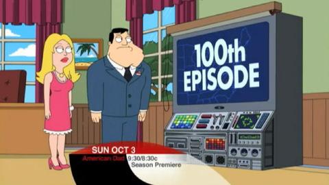 Family Guy, American Dad, Les Simpsons, The Cleveland Show - Promos des nouvelles saisons