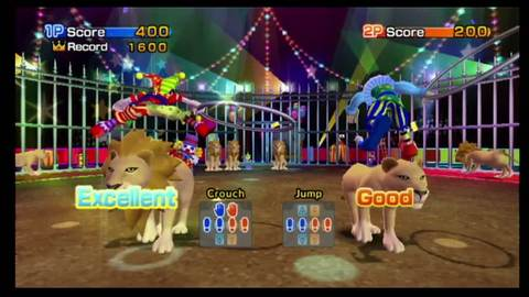 Family Trainer Magical Carnival - Trailer - Wii.mp4