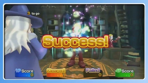 Family Trainer Magical Carnival - Wizard Gamescom 2011 Trailer - WIi.mp4