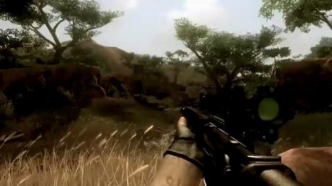 Far Cry 2 - Tech demo - Xbox360/PS3