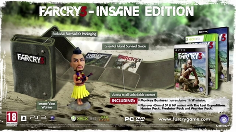 Far Cry 3 - Trailer du mode coop