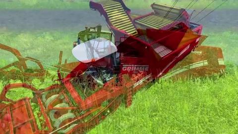 Farming Simulator 2013 - Trailer de la GamesCom