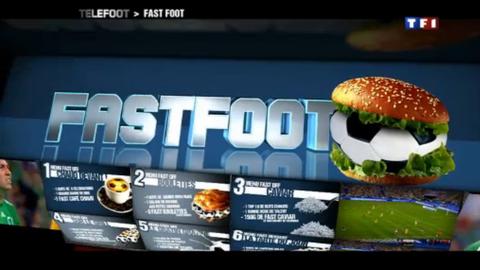 Le Fast Foot du dimanche 19 août 2012