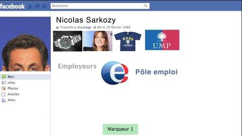 La (fausse) nouvelle vie numérique de Nicolas Sarkozy