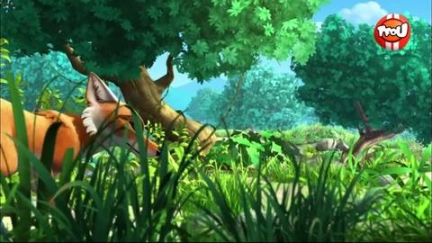 Fausse piste - Le livre de la jungle