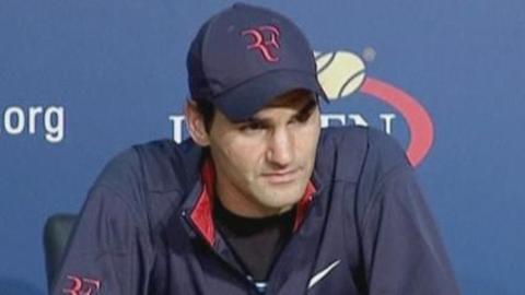 Federer rend hommage à Berdych