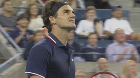 Federer vs Phau: Le résumé