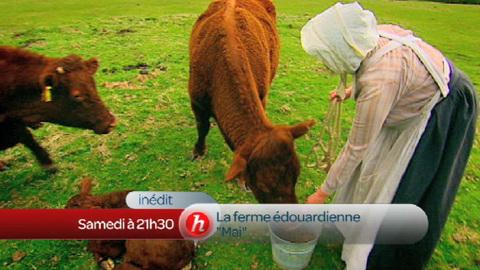 La ferme édouardienne - épisode 9