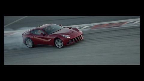 Ferrari F12 berlinetta : Présentation officielle