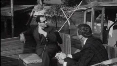 Festival de Venise :Jean Luc Godard et Anna Karina