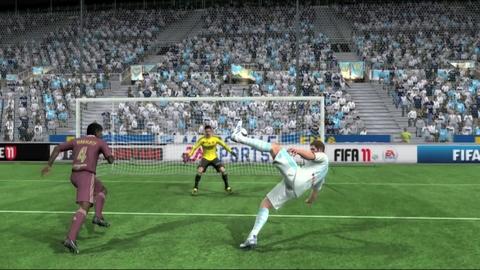 FIFA 11 - Présentation de l'OM