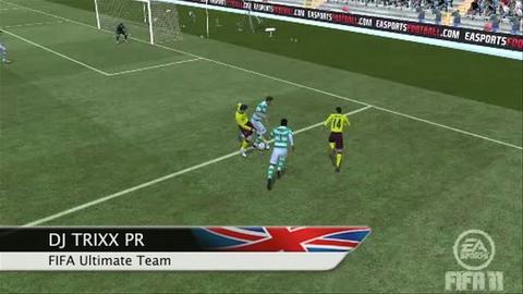 FIFA 11 - Top But du 02 Février