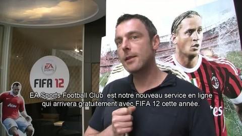 "FIFA 12 -  ""EA Sport Football Club"" mode (David Rutter)"