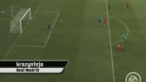 FIFA 12 - Le plein de buts, la compile !