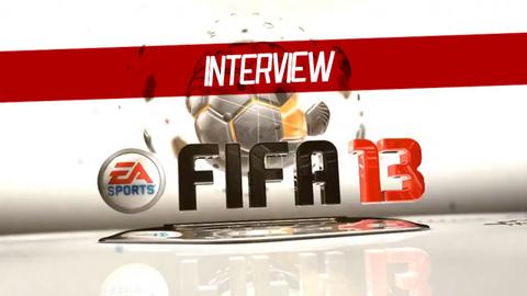 FIFA 13 - Interview JeuxCapt